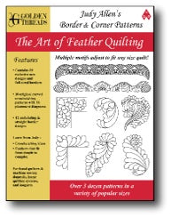 Golden Threads The Art of Feather Quilting