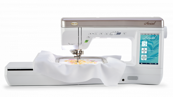 Baby Lock Aerial Sewing and Embroidery Machine
