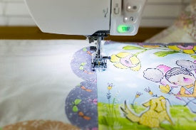 Class: Beginning Quilting on a Domestic Machine - 2 Day Class