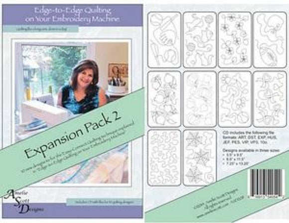 Amelie Scott Edge-To-Edge Expansion Pack 2