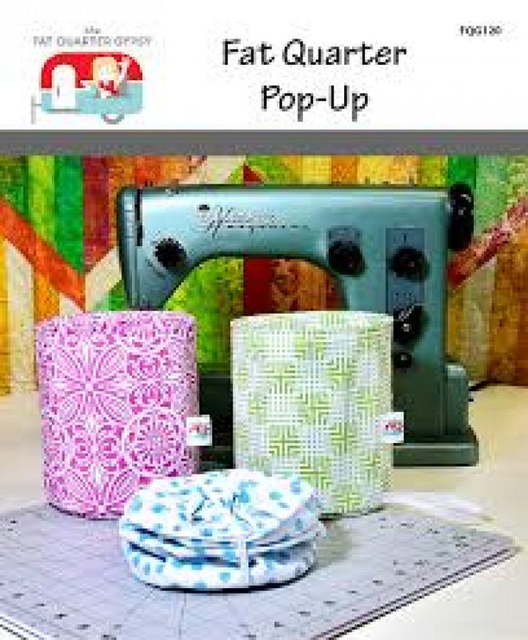 The Fat Quarter Gypsy Fat Quarter Pop-Up