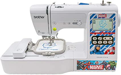 Brother Sewing and Embroidery Machine *Marvel Edition*