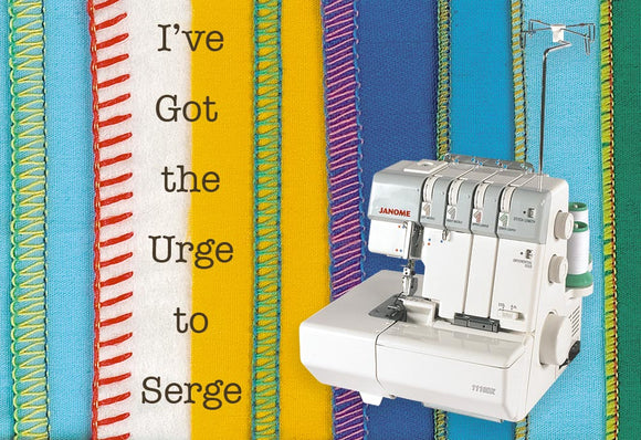 Event: Serger Tech - 3 Day Event