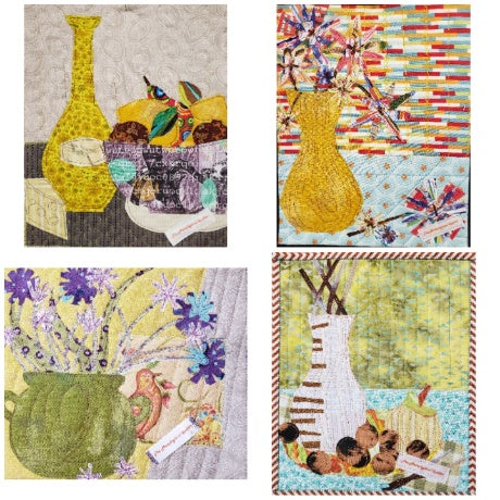 Class: Dip Your Toe Into Art Quilt Still Life