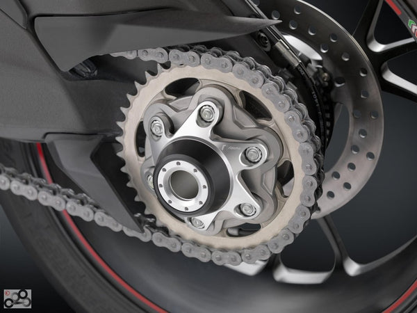 Rizoma Rear Hub Cover With Protection Ducati