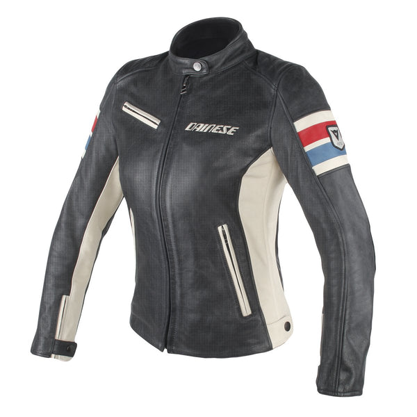 Lola D1 Perf. Lady Leather Jacket