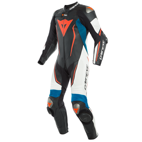 Dainese Misano 2 D-Air 1PC Perf. Leather Suit