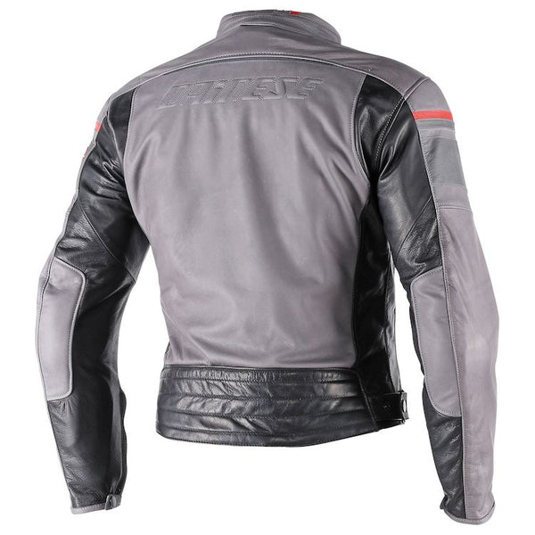 Dainese BlackJack Mens Leather Jacket