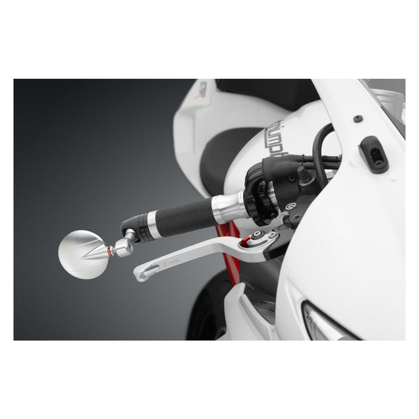 Rizoma Spy-R Bar End Mounted Mirror