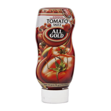 All Gold Tomato Sauce 500ml - the-squire-online