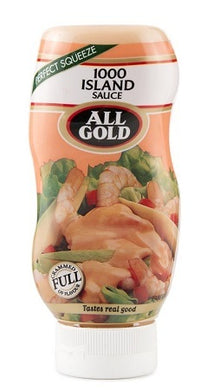 All Gold 1000 Island Sauce 500ml - the-squire-online