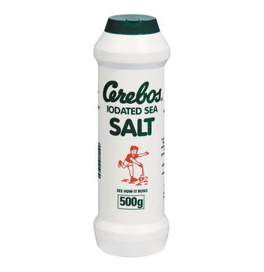 Cerebos Iodated Sea Salt 500g - the-squire-online