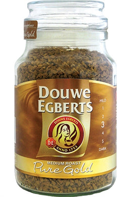 Douwe Egberts Pure Gold Coffee 200g - the-squire-online