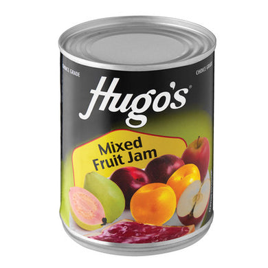 Hugo Mixed Fruit Jam 450g - the-squire-online