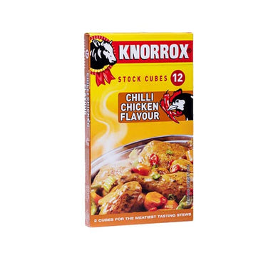 Knorrox Chilli Chicken Stock 12 Cubes - the-squire-online