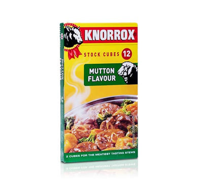 Knorrox Mutton Stock 12 Cubes - the-squire-online
