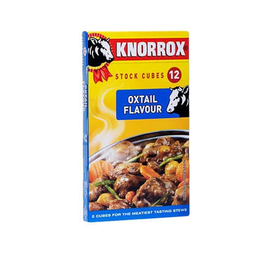 Knorrox Oxtail Stock 12 Cubes - the-squire-online