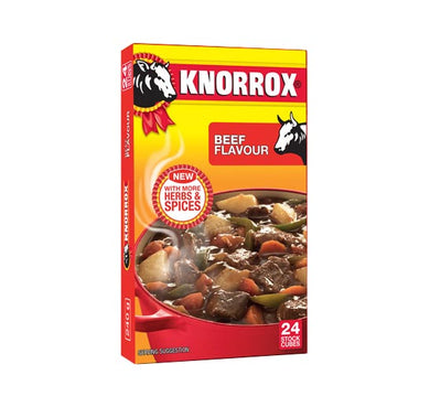 Knorrox Beef Stock 24 Cubes - the-squire-online