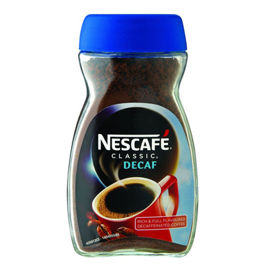 Nescafe Classic Decaf 200g - the-squire-online