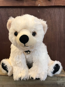 Plush Nora Polar Bear