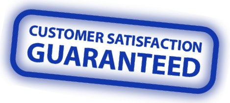Guaranteed customer satisfaction at Original Bristol Blue Glass
