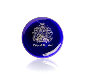 The City of Bristol Paperweight