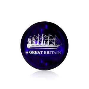 SS Great Britain Paperweight