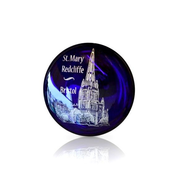 St Mary Redcliffe Church Paperweight
