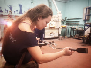 4 hour glassmaking experience at Bristol Blue Glass - view 2