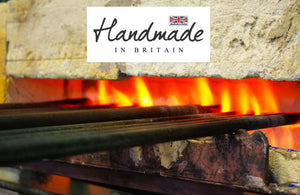 Handmade glassware - made in the UK