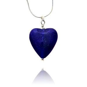 """Lir Heart"" Pendant Necklace"