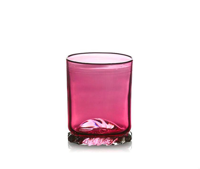 Ruby Glass Tumbler