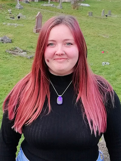 Tara Sheppard - Customer Care Operative at Bristol Blue Glass