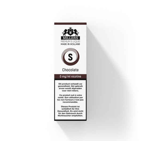 Millers Silver line Chocolate  10ML