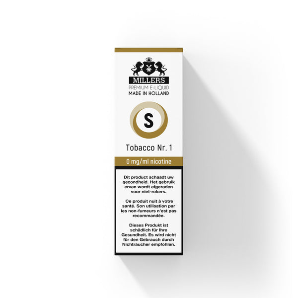 Millers Silver line Tobacco Nr.1