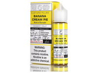 Glas Basix Banana Cream Pie 50ML