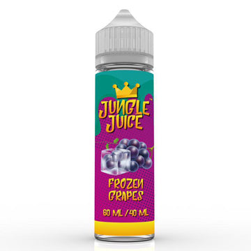 Jungle Juice - Frozen Grapes 40ml