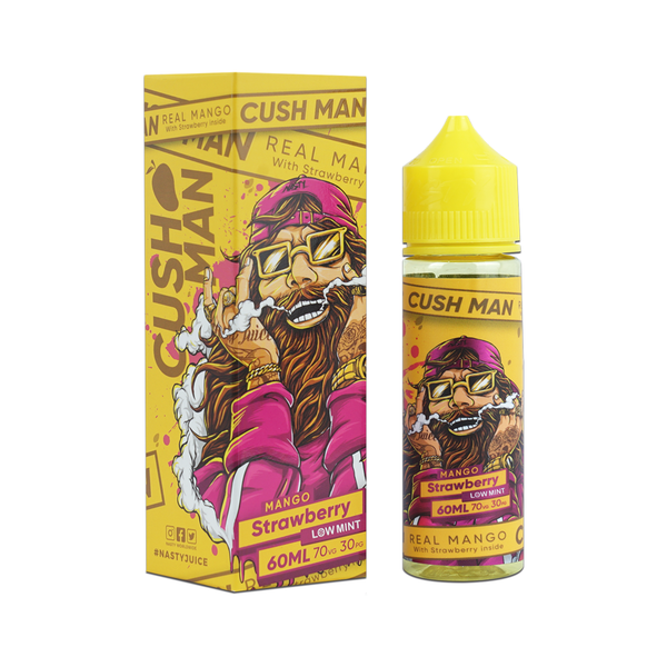 Nasty Juice - Cushman Series - Mango Strawberry