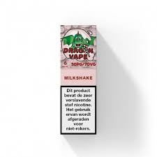 Dragon Vape - Milkshake 10ML