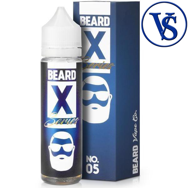 Beard Vape X Series No. 05 - 50ML