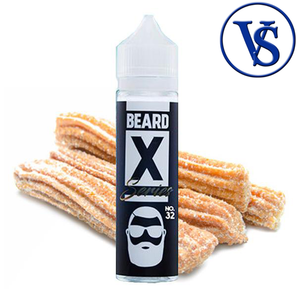 Beard Vape X Series No. 32- 50ML
