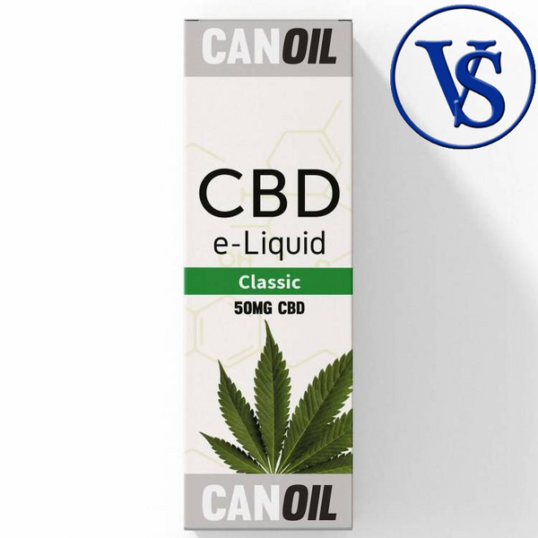 Canoil Vape CBD Liquid 10ml