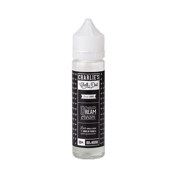 Charlie's Chalk Dust - Black Label - Dream Cream - 50ML