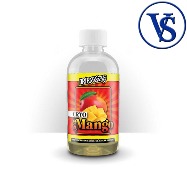 Drip Hacks - Cryo Mango - 250ml