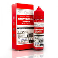 Glas Basix Strawberry Gummy 50ML