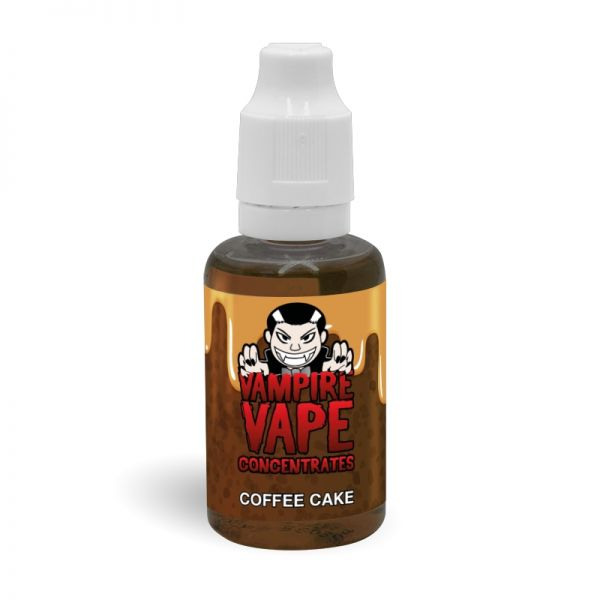 Vampire Vapes - Coffee Cake Concentrate 30ml