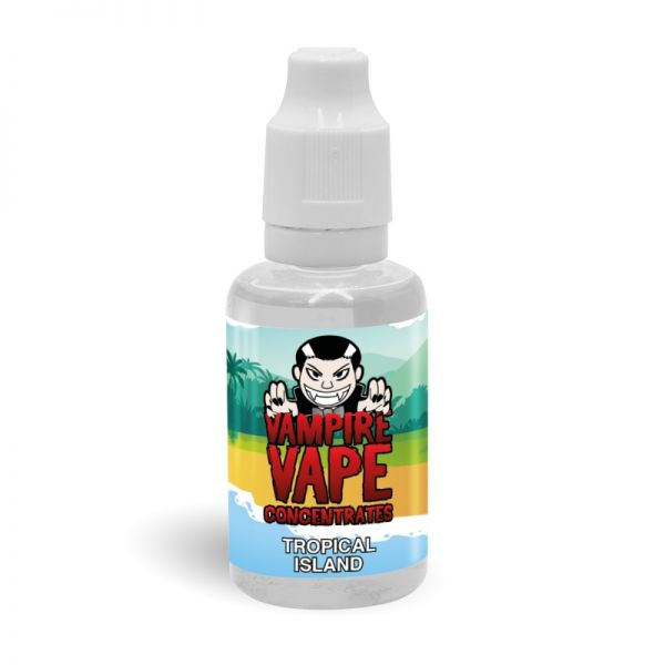Vampire Vapes - Tropical Island Concentrate 30ml