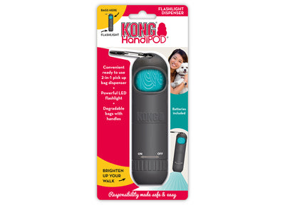 KONG HandiPOD - Flashlight + Dispenser