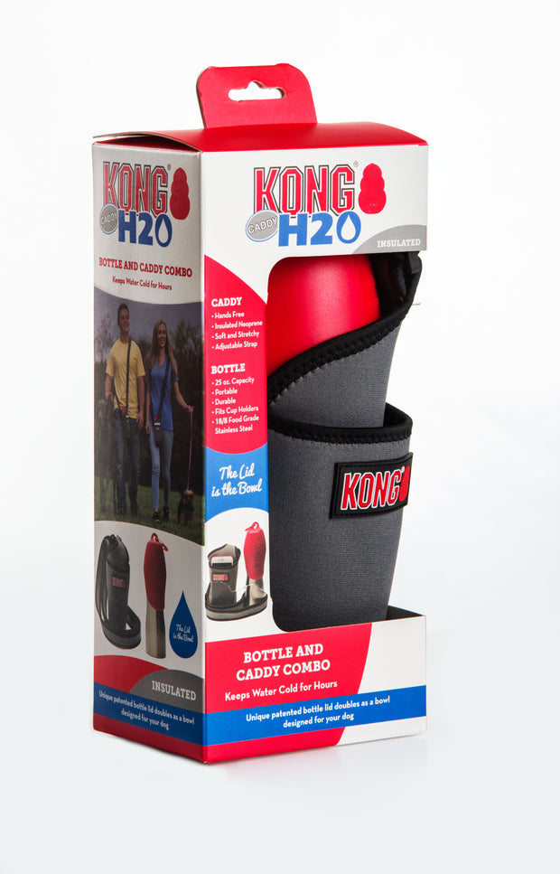KONG H2O Caddy Combo