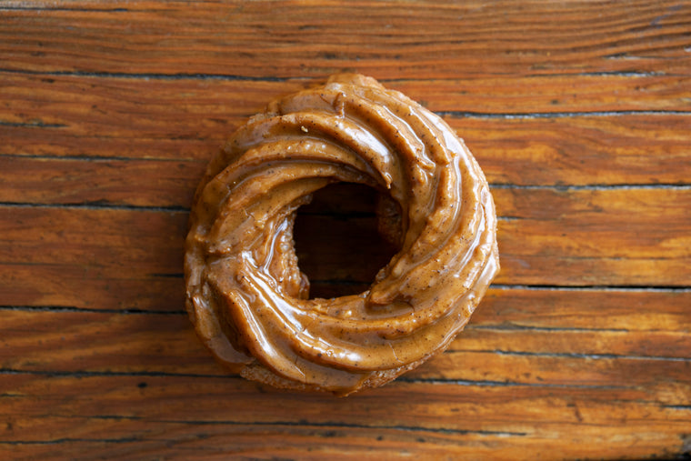 Cold Brew Cruller